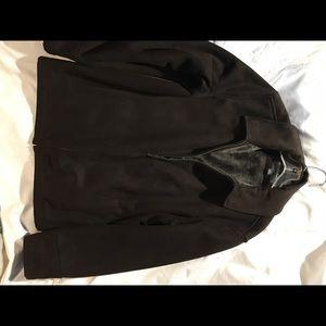 Perry Ellis portfolio coat Men's